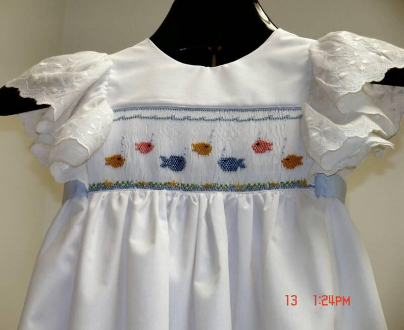 heirloom sewing by machine